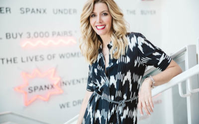 Sara Blakely, founder of SPANX, on being willing to be judged for doing things differently.