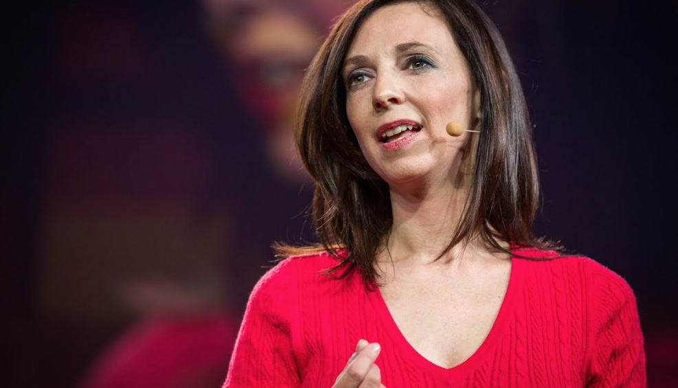Susan Cain on being who you are, because that's where your strength is.